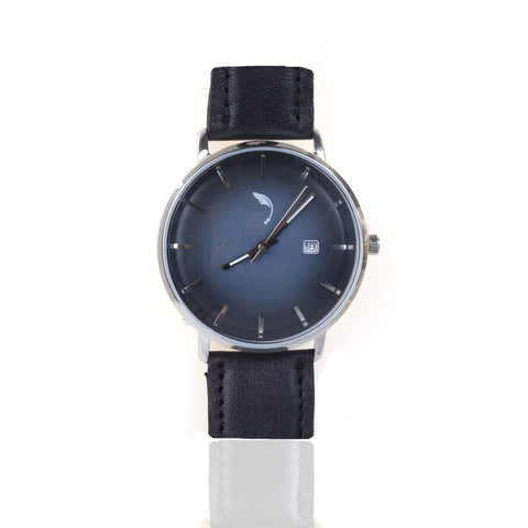 Sincere 2.0 Black Silver Watch - GUTENINC ID