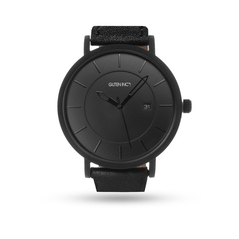 Sincere 3.0 Full Black Watch