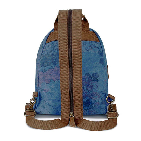 Ted Backpack Blue