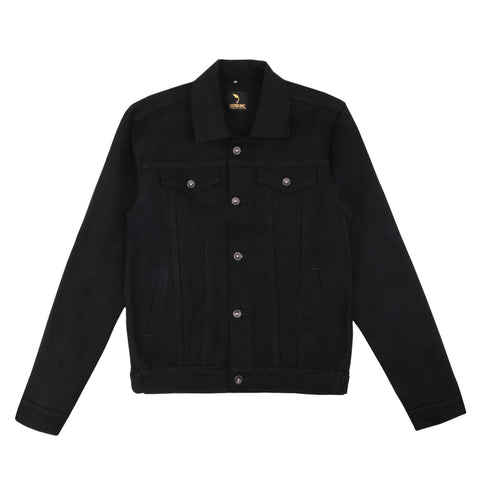 Thiago Naomi Black Denim Jacket