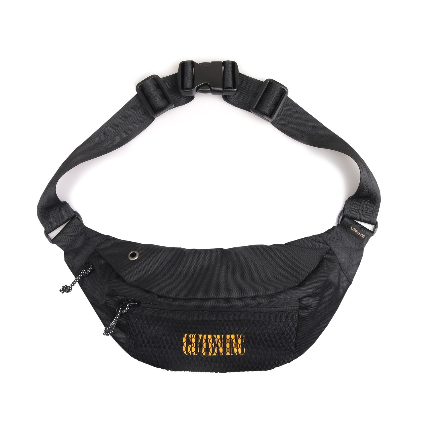 Trem Waistbag Black