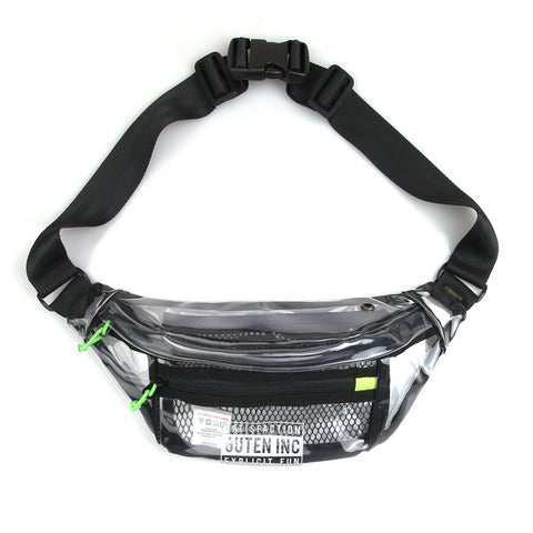 Trem Waistbag Clear