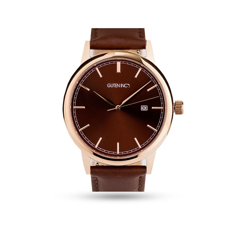 Vallery Watch Rose Gold