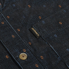 Vice Corduroy Navy Shirt