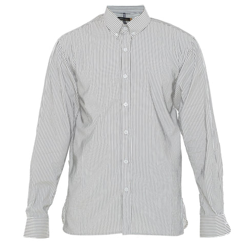 Ashley Grey Stripe Shirt
