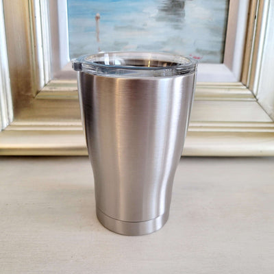 12oz Modern Curve Tumbler <p>- STRAW NOT INCLUDED (opt. below)