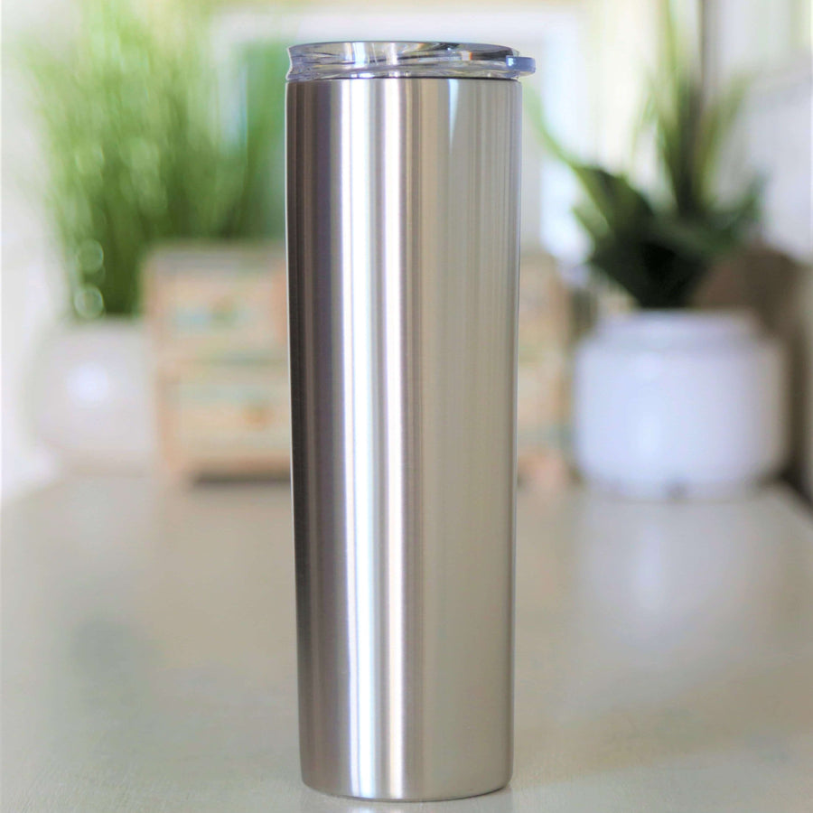 Skinny 30oz Tapered Tumbler <p>- STRAW NO INCLUDED (opt. below)