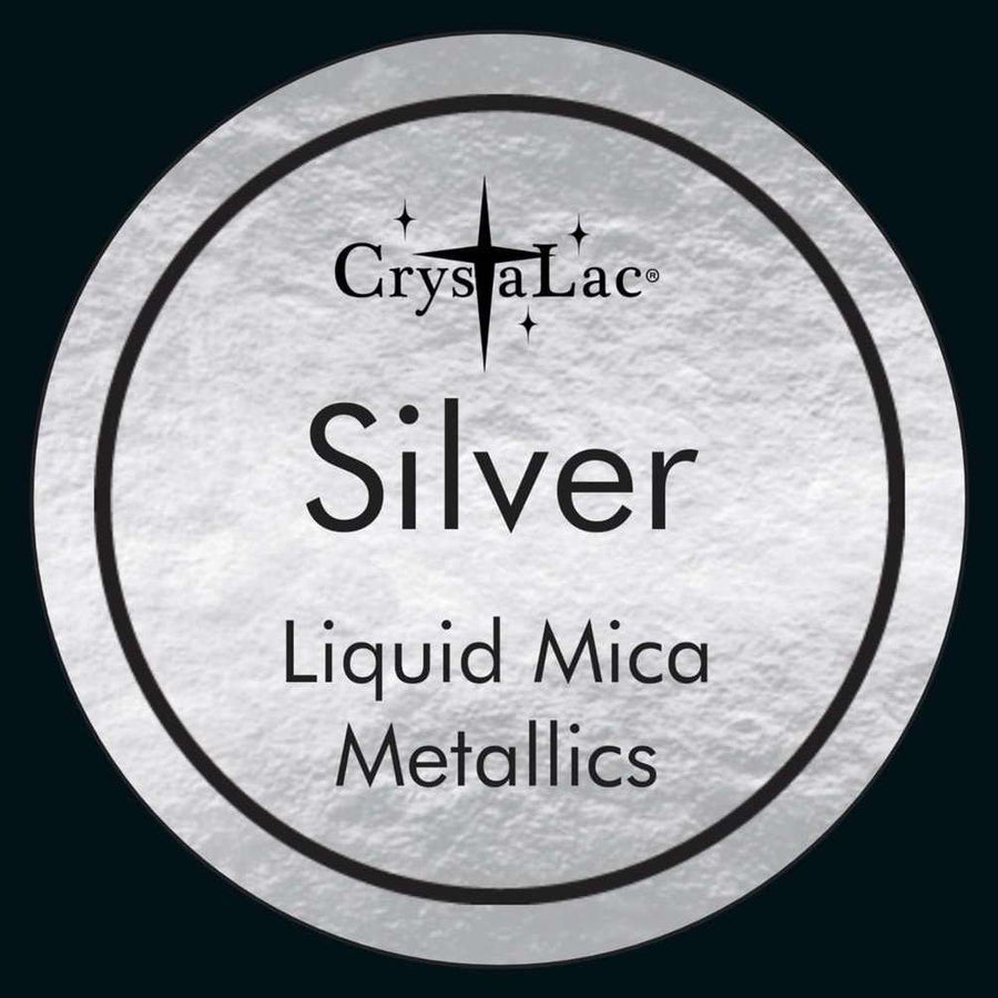 CraftNique Liquid Concentrated Metallic Mica Pigments (1 oz )