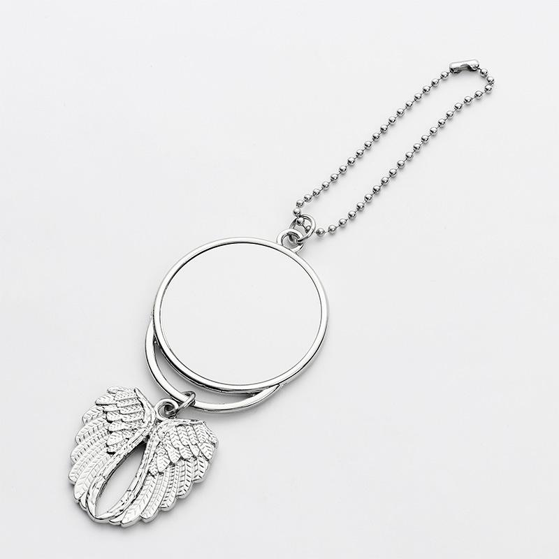 Angel Wings Car Hanger/Key Chain