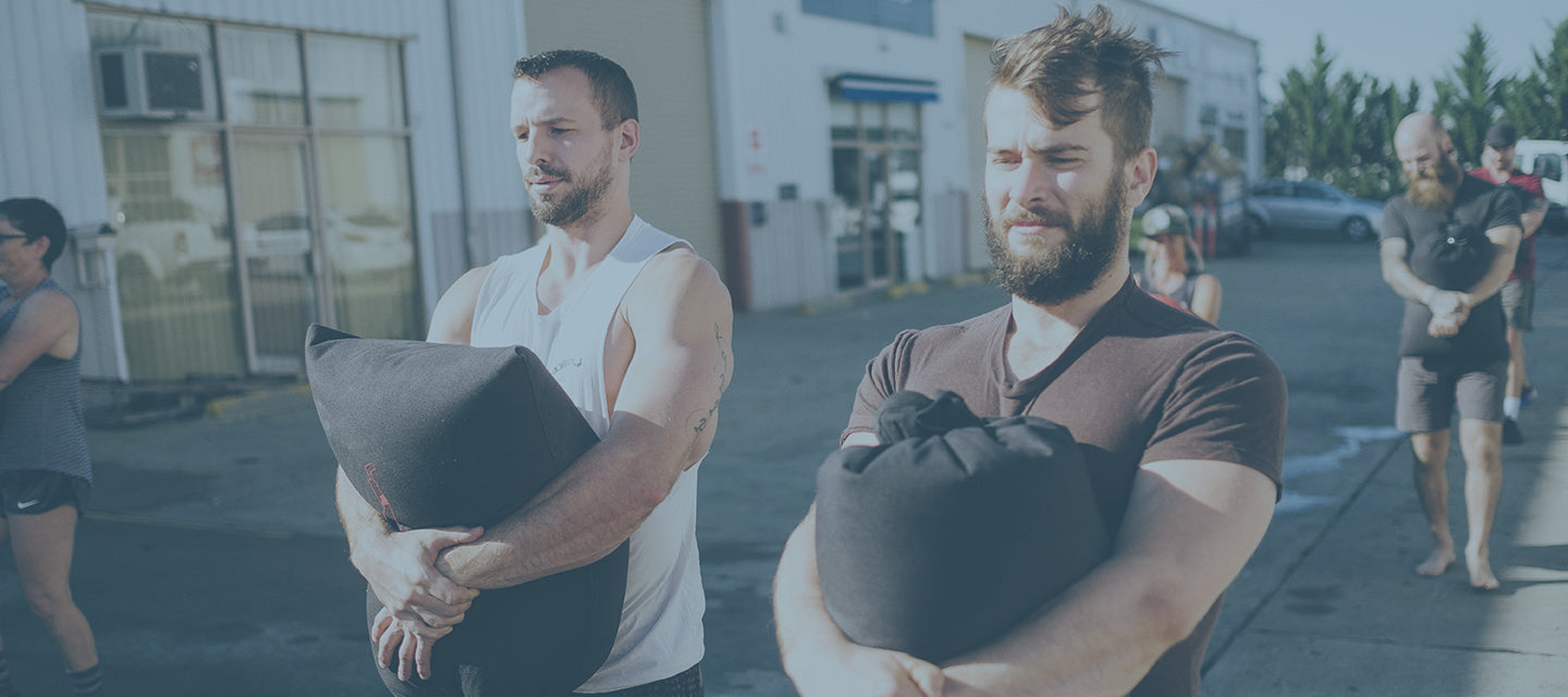Strongfit Sandbag Carry