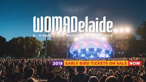 We Are Heading to WOMADelaide next month!