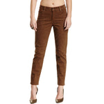NYDJ Not Your Daughters Jeans Alisha Jaguar Nutmeg Brown Ankle Pants