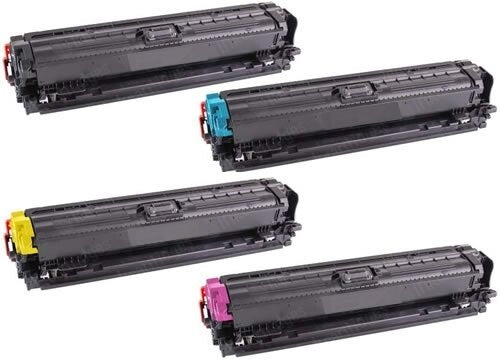 CF500X/01X/02X/03X Premium Compatible Color Laser Toner SET. Replacement for HP Color LaserJet Pro M254dw, M254nw, MFP M280nw, MFP M281fdn, MFP M281fdw