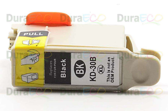 1550532, 8781098 #30XL Black Compatible Ink Cartridge