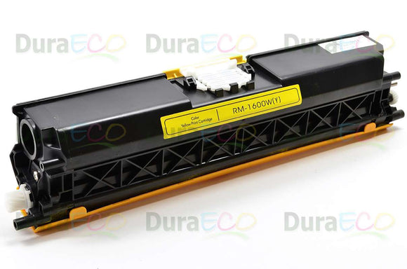 A0V306F, 1600W Yellow Compatible Color Toner Cartridge