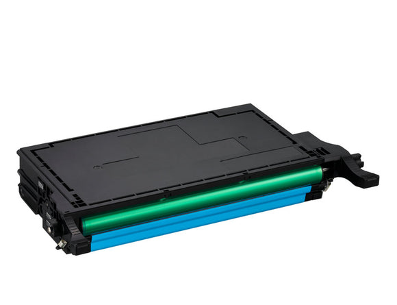 CLT-C508L Premium Compatible Color Laser Toner. Replacement for Samsung CLP-620ND, CLP-670ND , CLX-6220FX, CLX-6250FX