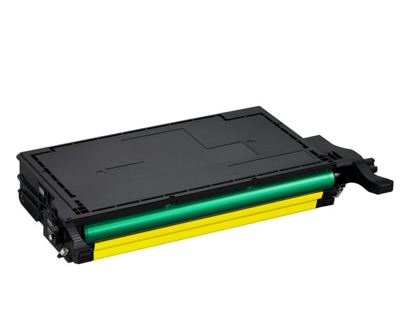 CLT-Y508L Premium Compatible Color Laser Toner. Replacement for Samsung CLP-620ND, CLP-670ND , CLX-6220FX, CLX-6250FX