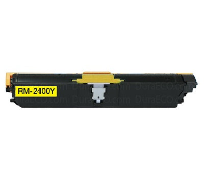 1710587-005 2400W Compatible Yellow Color Toner Cartridge