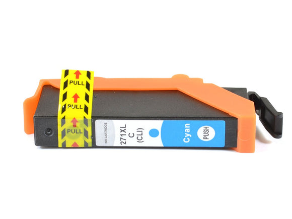 KC-CLI-271XLC Compatible Cyan HY Ink Cartridge