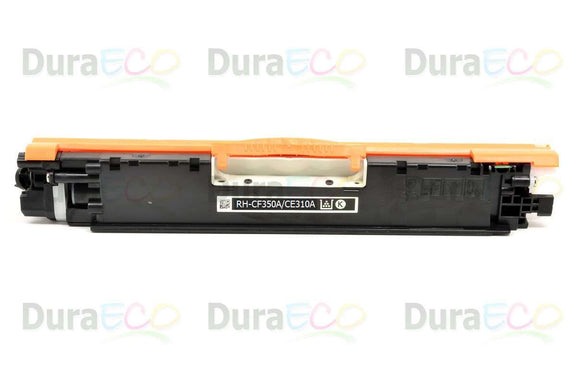 CF350A, CE310A, 126A, 130A Black Compatible Color Toner Cartridge