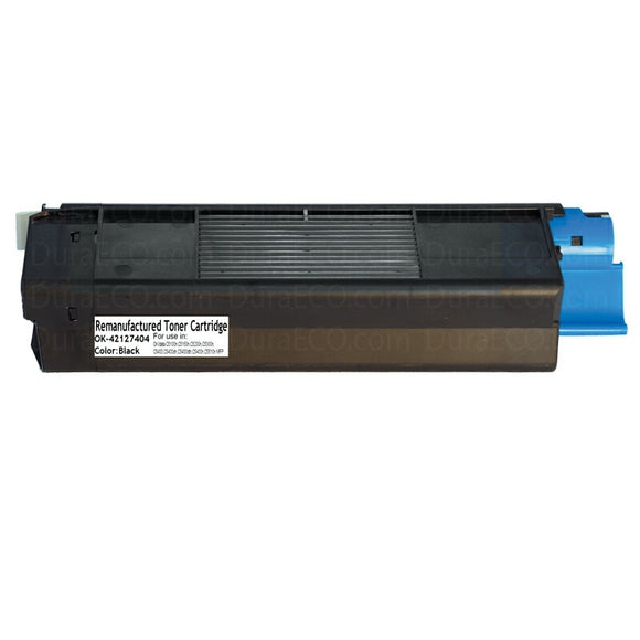 42127404, C5100n Black Compatible Color Toner Cartridge