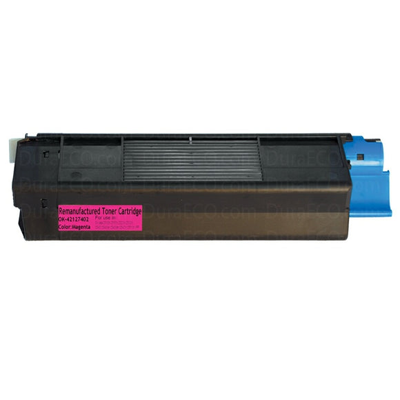 42127402, C5100n Magenta Compatible Color Toner Cartridge