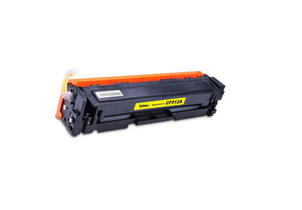 CF512A Compatible Yellow Color Toner Cartridge