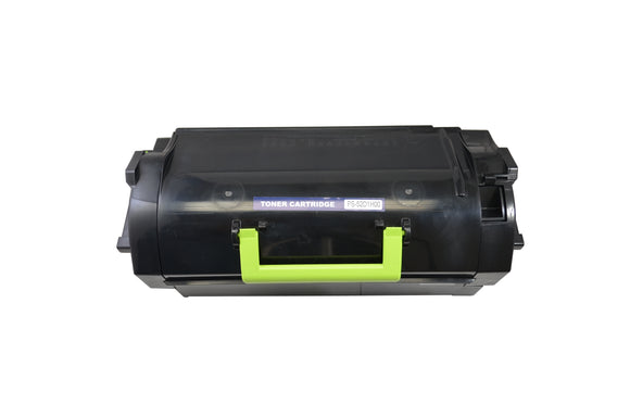 52D1H00 Remanufactured Laser Toner Cartridge. Replacement for Lexmark 52D1H00, 521H