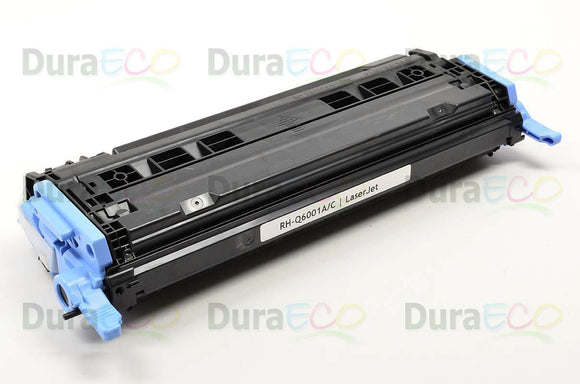 Q6001A Compatible Cyan Color Toner Cartridge