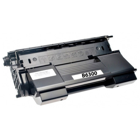 PSO-B6300  Remanufactured Mono Laser Toner Cartridge, Replacement for OKI B6300, 52114502, 09004079