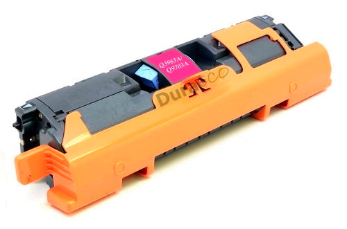 C9703A, Q3963A Compatible Magenta Color Toner Cartridge
