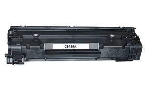 CB436A Black MICR USA Reman. Toner Cartridge
