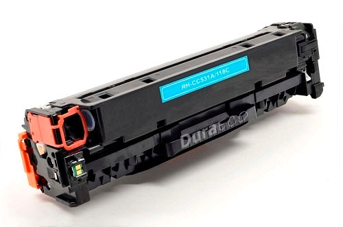 CF381A, CE411A, CC531A Compatible Cyan Color Toner Cartridge