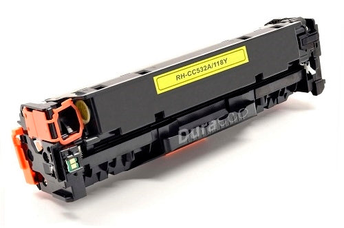 CF382A, CE412A, CC532A Compatible Yellow Color Toner Cartridge