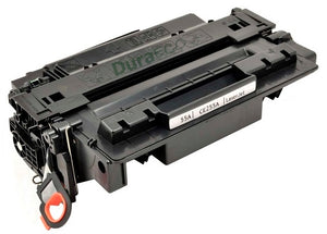 CE255A Black MICR USA Reman. Toner Cartridge