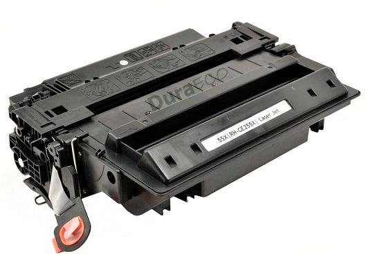 CE255X Compatible Black High Yield Toner Cartridge