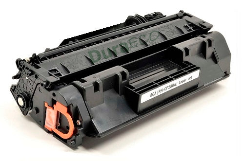 CE505A, CF280A, 05A, 80A Compatible Black Toner Cartridge