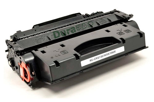 CE505X, CF280X, 05X, 80X Compatible High Yield Black Toner Cartridge
