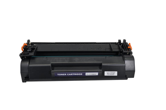 CF258A Compatible Black Toner Cartridge *NO CHIP*