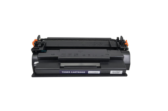 CF258X Compatible High Yield Black Toner Cartridge *NO CHIP*