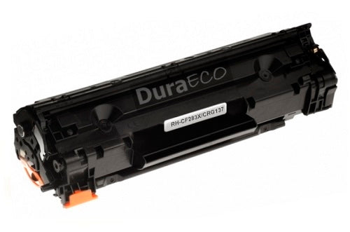 CF283X, CRG137, 9435B001AA Compatible High Yield Black Toner Cartridge