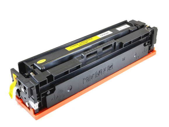 CF402A Yellow Compatible Color Toner Cartridge