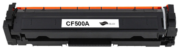 CF500A Compatible Black Color Toner Cartridge