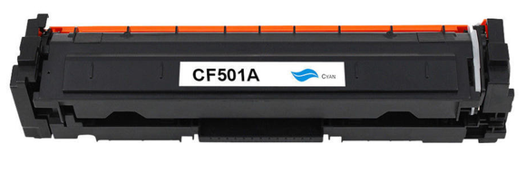 CF501A Compatible Cyan Color Toner Cartridge