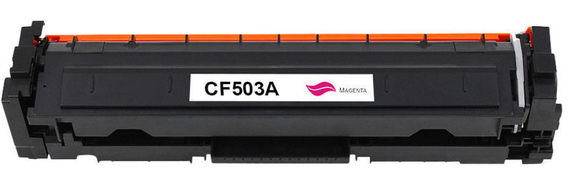 CF503A Compatible Magenta Color Toner Cartridge