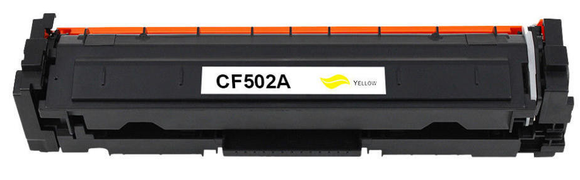 CF502A Compatible Yellow Color Toner Cartridge