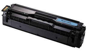 CLT-C504S, CLP-415 Cyan Compatible Color Toner Cartridge