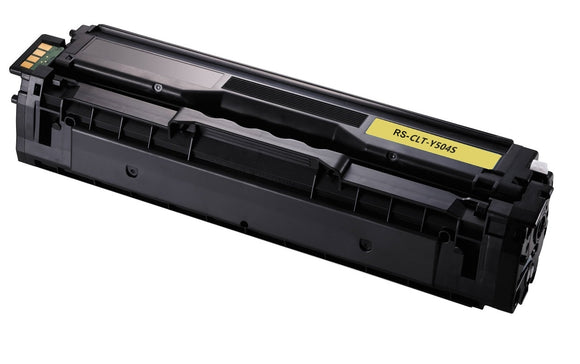 CLT-Y504S, CLP-415 Yellow Compatible Color Toner Cartridge