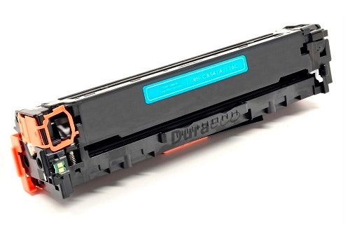 CB541A/CE321A/CF211A Cyan Compatible Color Toner Cartridge