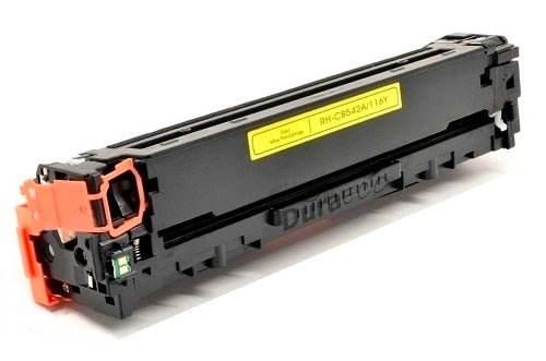 CB542A/CE322A/CF212A Yellow Compatible Color Toner Cartridge